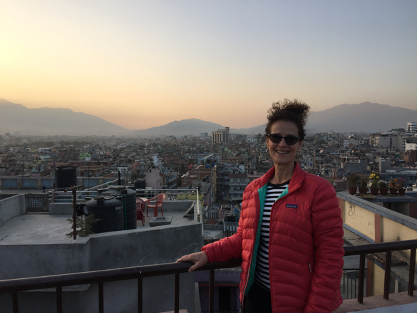 Nepal_Monica_sunset