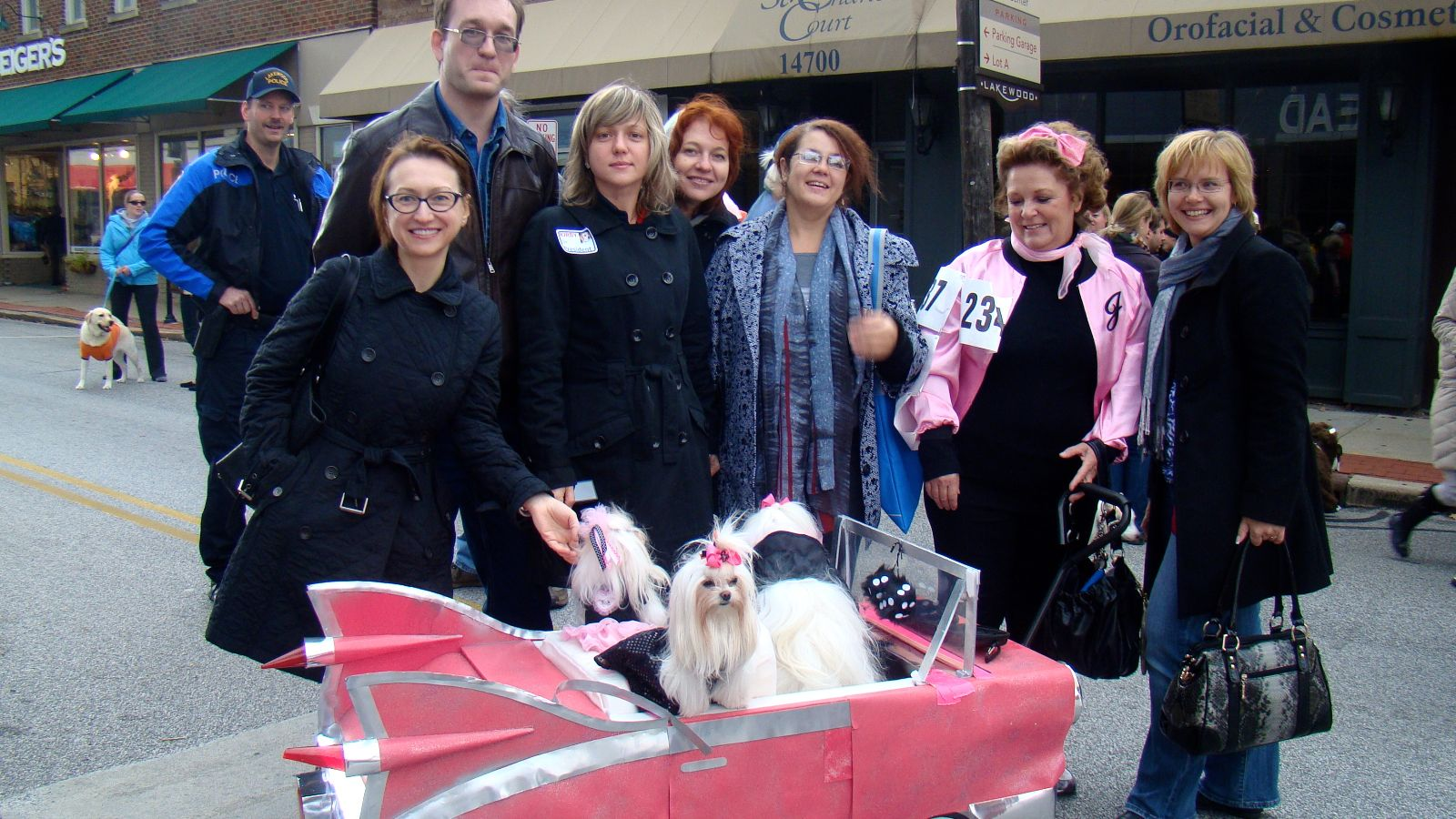 Cleveland Halloween Pooch Parade